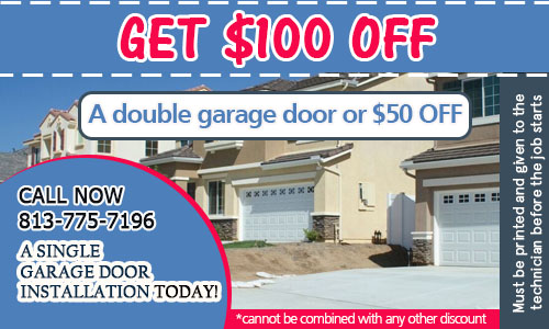 Garage Door Repair Odessa Coupon - Download Now!
